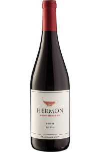 Mount Hermon Red 0,75l
