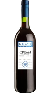 Elegante Sweet Cream Sherry 0,75l