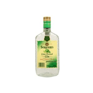 Seagrams Lime Gin 0,35l