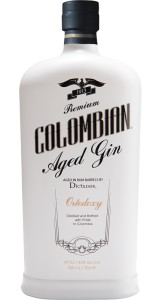 Colombian Gin Dictador White 0,7l
