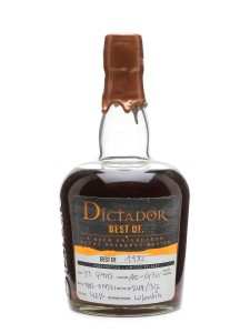 Dictador Best of 1982 Port Cask 0,7l