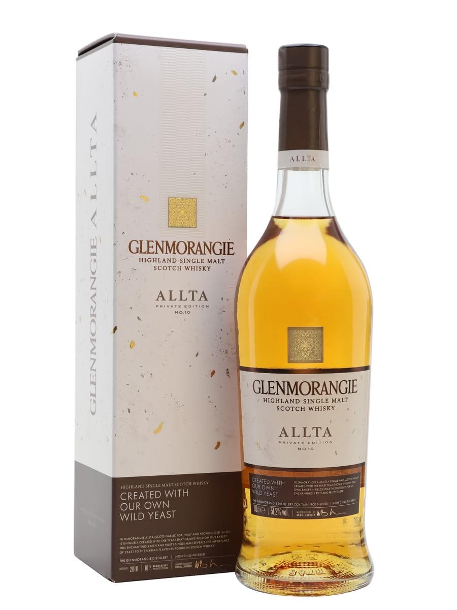 3c856bfd7b5e88 Glenmorangie Allta Private Editions 0,7l Cezar Wina i Alkohole